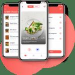food app vibeosys