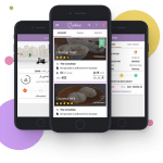 Food delivery app Vibeosys