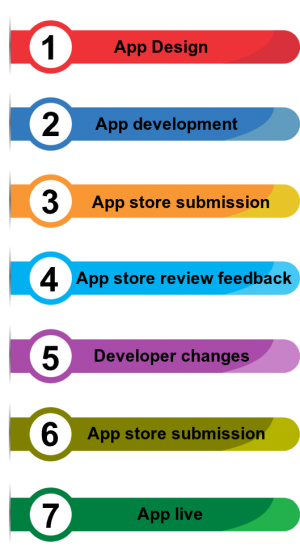 iOS app submission process