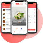 food app vibeosys