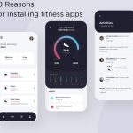 10 reasons for installing health and fitness apps