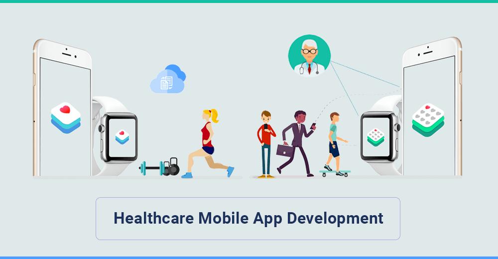 healthcare mobile app devlopment