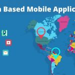 location based mobile application