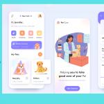 pet care mobile app